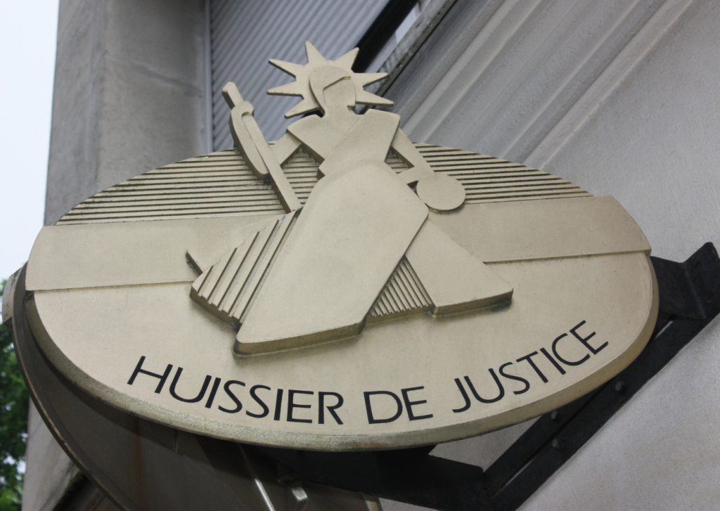Huissier de justice - appel d'offres - conseil et accompagnement