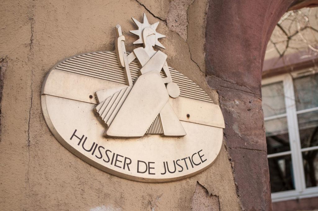 Appels d'offre Huissiers de justice